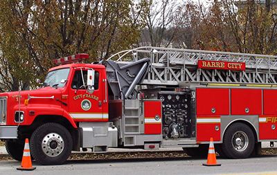 Barre City Fire Department