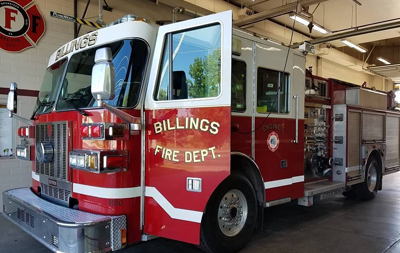 Billings Fire Department